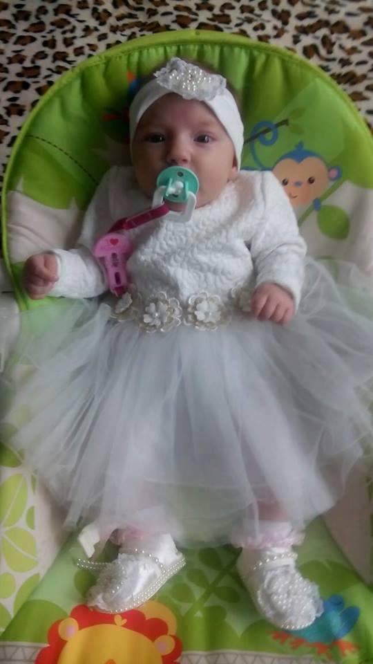 Нашата балеринка Мая